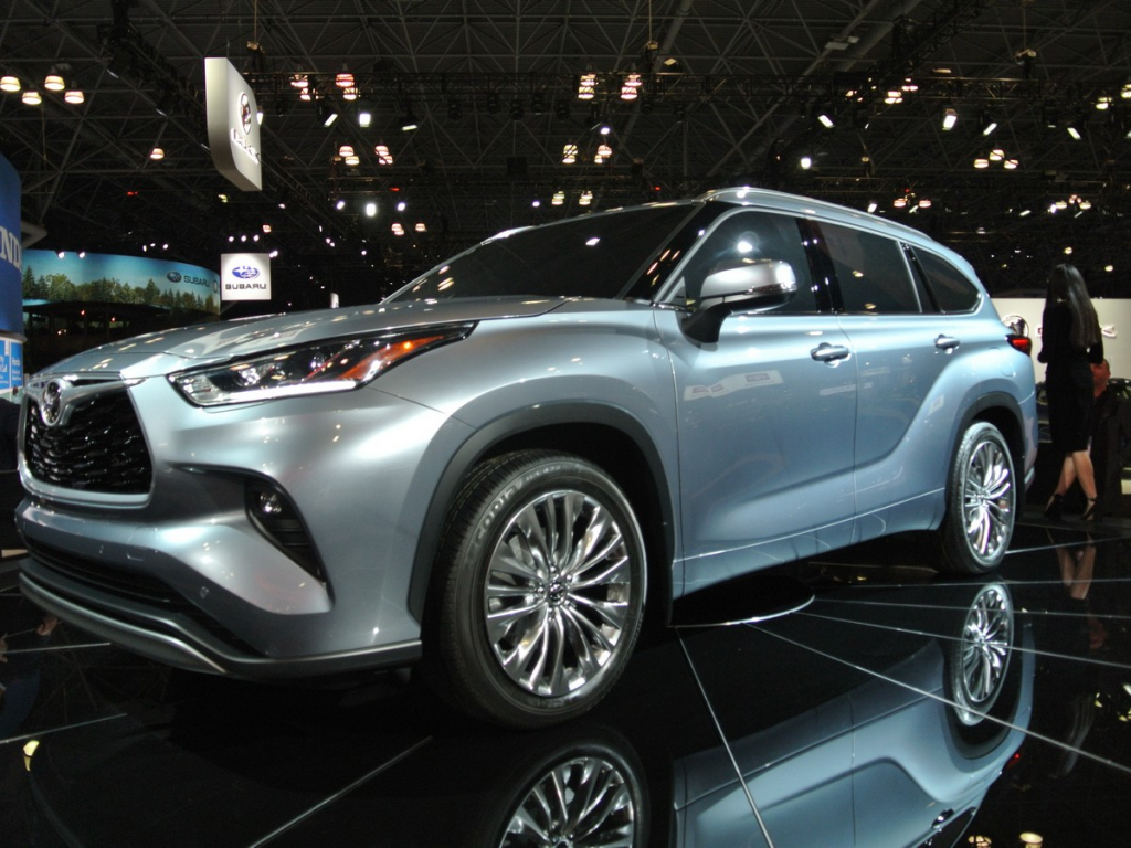 2022 Toyota Highlander Specs, Price, and News | Cars Updates