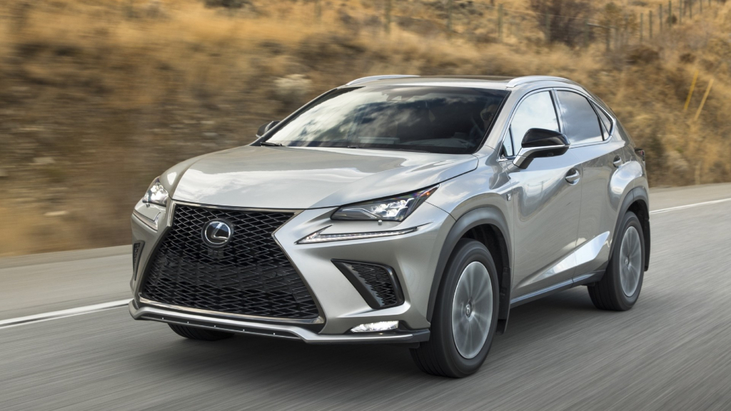 Top 2022 Compact Luxury Crossovers and SUVs - US SUVS NATION